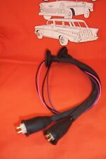 1957 Chevy Taillight Wiring Harness Pigtails Belair Sedan Hardtop Wagon Nomad