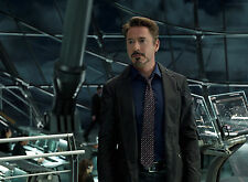PHOTO AVENGERS - ROBERT DOWNEY JR (P3) FORMAT 20X27 CM