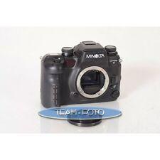 Konica Minolta Dynax 9 Kamera mit Datenrückwand