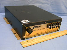 Wilmore Electronics Model 1395 DC-DC Converter IN: 24VDC OUT: 13VDC TESTED