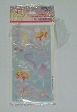 Barbie and the 12 Dancing Princesses Stickers 4 Sheets Scrapbooking