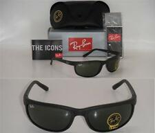 Ray-Ban 2027 RB 2027 W1847 62mm Predator 2 matte black with Green G-15XLT lenses