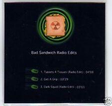 (C14) Bad Sandwich Radio Edits - DJ CD