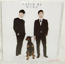 TOHOSHINKI TVXQ Catch Me Taiwan Promo Greeting Card (U-know MAX)