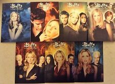 BUFFY THE VAMPIRE SLAYER - ULTIMATE COLLECTOR'S SET SERIES 2: SEASON MONTAGE SET