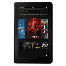 Amazon Kindle Fire 2nd Generation 8GB, Wi-Fi, 7in - Black