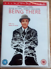 Being There Deluxe Edition (DVD, 2009)