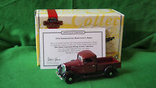 MATCHBOX MODEL OF YESTERYEAR COLLECTIBLES YTC06-M INTERNATIONAL PICK UP TRUCK