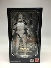 BANDAI S.H.Figuarts Star Wars Clone Trooper Phase 2 150mm ABS PVC action figure