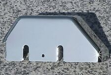 1986-1999 Harley Davidson Softail CHROME REAR BRAKE MASTER CYLINDER COVER