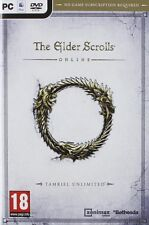 The Elder Scrolls Online Tamriel ilimitado (Pc-dvd) Nuevo Sellado