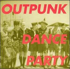 OUTPUNK DANCE PARTY - Various Artists CD ** BRAND NEW : STILL SEALED RARE **