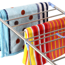 Clothes Rack Drying Laundry Folding Hanger Dryer Indoor Foldable Household US