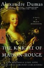 The Knight of Maison-Rouge: A Novel of Marie Antoinette (Modern Library Classics