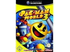 # pac-man world 3 (allemand) Nintendo GameCube/GC jeu-top #