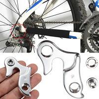 MTB Bike Alloy Rear Gear Mech Derailleur Hanger Hook Drop out Adapter GH-011