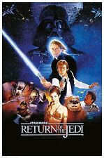 Star Wars poster - Return of the Jedi  - Star Wars one sheet poster PP33339