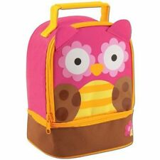 New NWT Stephen Joseph School Lunch Boxes Lunch Pals Owl Lowest Price