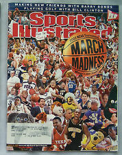 March Madness NCAA Tournament Preview 2003 Sports Illustrated