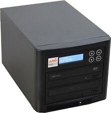 CD y DVD kopierstation kopiersystem 1: 1 con pantalla LCD nuevo brenntower