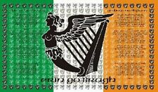 Ireland Soldiers Flag 5' x 3' Irish St Patricks Day