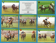 Cigarette/Trade Cards - HORSE RACING - ONE THOUSAND GUINEAS WINNERS 1981-2000