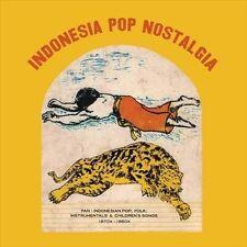 Indonesia Pop Nostalgia Various ltd Indonesia Pop Nostalgia Various NEW sealed