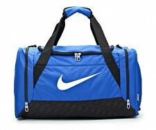 Nike Team Training Sports Bag Holdall gym Bag Duffel Bag Small ba4831 blue