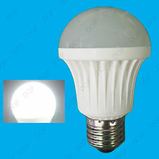 1x 9W Dimmable GLS LED Light Bulb Lamp, Long Life ES E27 6500K Daylight White