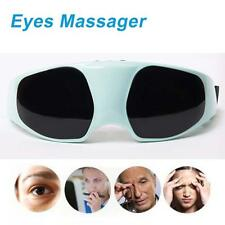 Electric Eye Massager Health Care Alleviate Fatigue Head Stress Tension ReliefG5