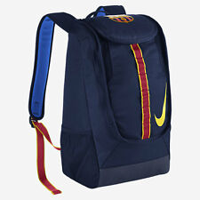 NIKE FC BARCELONA ALLEGIANCE SHIELD COMPACT SOCCER BACKPACK Midnight Navy