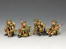 BBB002 British Tank Riders Set by King and Country
