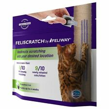 Feliscratch by Feliway Redirects Scratching Cats & Kittens 9 Pheromone Pipettes