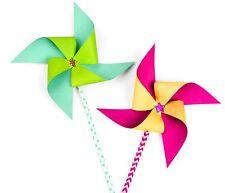 Sizzix Bigz 3D Pinwheel die #660455 Retail $19.99 Cuts Fabric! SO FUN!