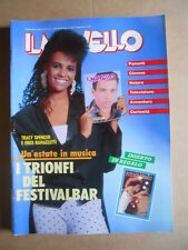 IL MONELLO n°37 1986 Tracy Spencer Sylvester Stallone Maradona [G425]