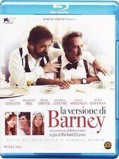 Blu Ray LA VERSIONE DI BARNEY   ......NUOVO