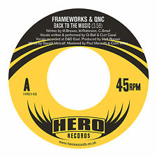 Frameworks & QNC Back To The Music Classic Q-ball & Curt Cazal Hero Records Aim