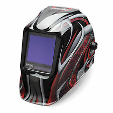Lincoln Viking 3350 Twisted Metal Welding Helmet K3248-3 - FREE $25 BONUS ITEMS