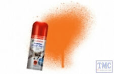 AD6018 Humbrol No 18 Orange Modellers Spray 150 ML Acrylic