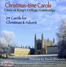 King's College Choir - Christmas-Time Carols [New CD]