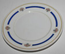 Fraunfelter Ohio Albert Pick Chicago Restaurantware China Plate - 9.75""