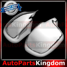 99-06 Chevy Silverado+02-06 Avalanche+00-06 Tahoe+Suburban Chrome Mirror Cover