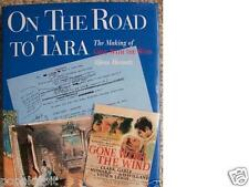 Gone With The Wind - ON THE ROAD TO TARA - SIGNED 1st EDITION - Shaw-Tumblin