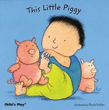 This Little Piggy (Baby Board Books)