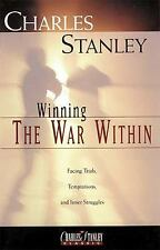 Winning the War Within by Charles F. Stanley (1988, Hardcover) 1st Edition