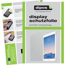 2x Apple iPad Pro Schutzfolie matt Displayschutzfolie iPad Pro 12,9 Folie dipos
