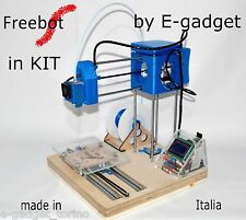 3D PRINTER STAMPANTE 3D FreeBot in KIT NOVITA 2015