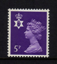 GB Northern Ireland 1971 Regional Machin 5p SG NI18 MNH
