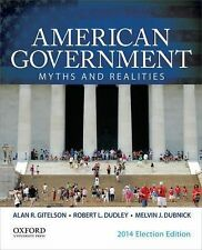 American Government : Myths and Realities