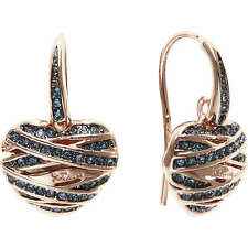 Guess Ladies Earrings Stainless Steel Rose Gold UBE21584